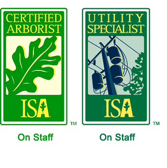 ISA - Certified Arborist and Utility Specialist